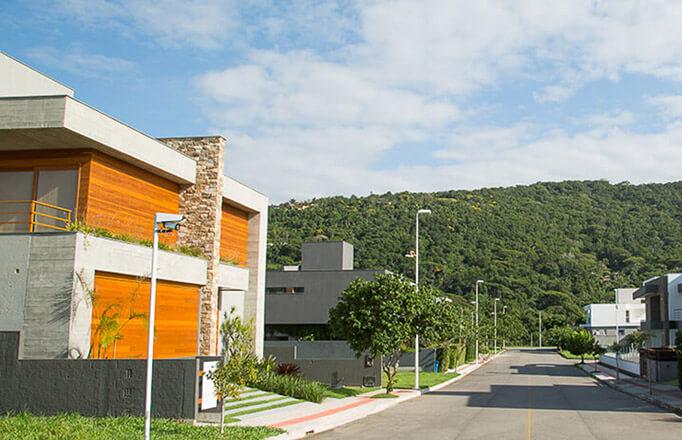 Loteamento residencial de alto padrão